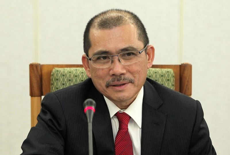 Deputy Speaker of Dewan Rakyat, Datuk Seri Dr Ronald Kiandee said the Speaker could not make a ruling to stop the IGP from investigating Members of Parliament. — wiki pic