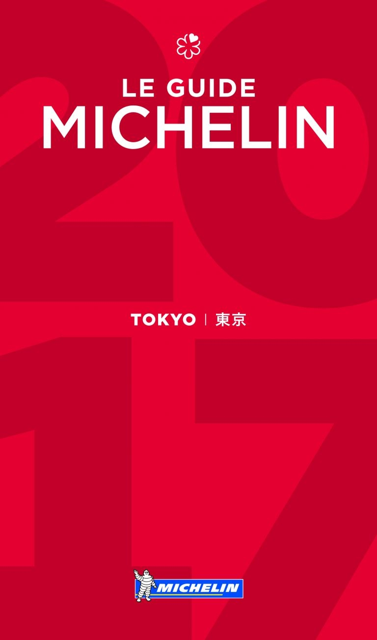 Tokyo now counts a total of 166 one-star restaurants. — Picture courtesy of Michelin