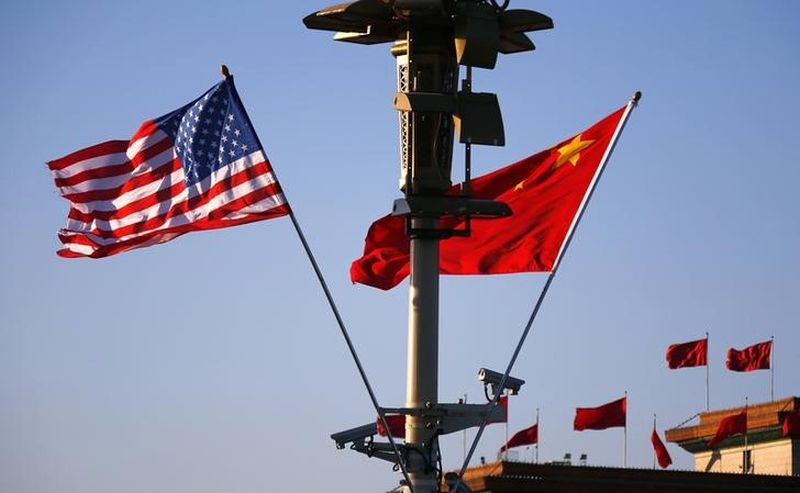 The study estimates that US exports to China support 1.2 million American jobs and that Chinese multinational companies directly employ 197,000 Americans. — Reuters pic