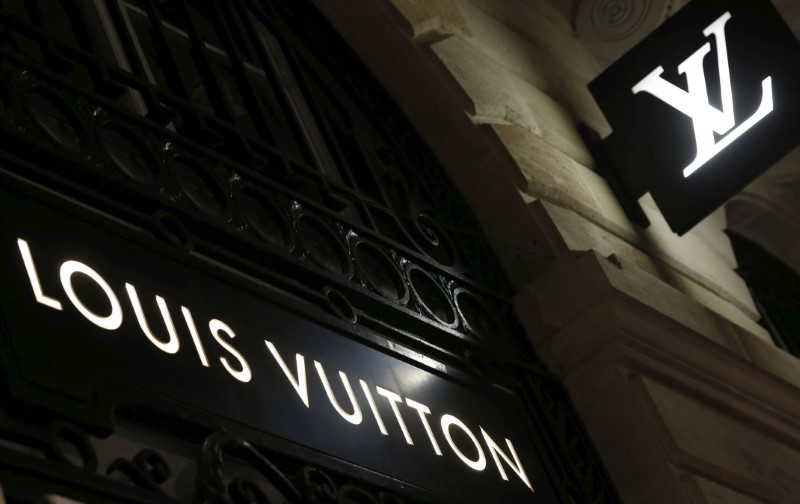 LVMH recorded a strong improvement in trends in all its activities in the fourth quarter. — Reuters pic