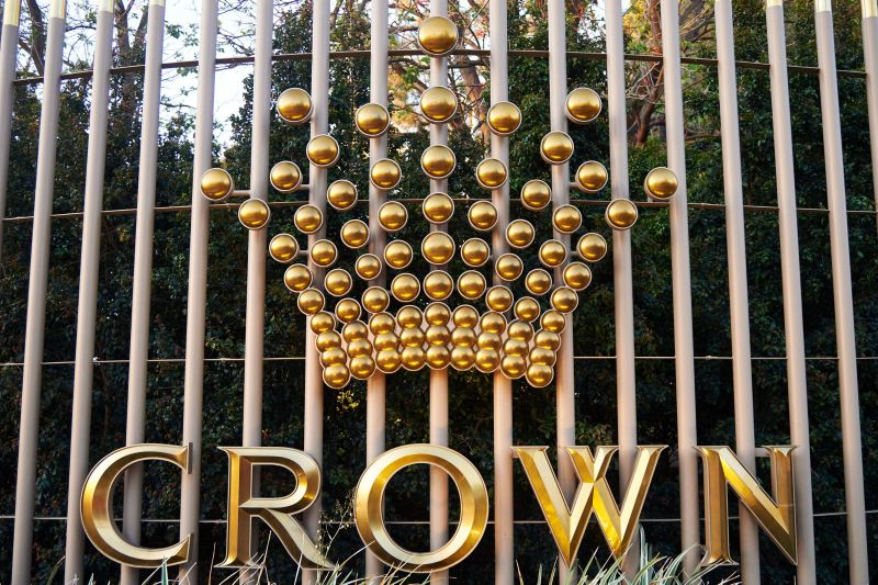 New South Wales gambling regulators said there were concerns that profits from drugs, child sexual exploitation, people trafficking and terrorism may have been laundered through operator Crown Resorts. — Reuters pic