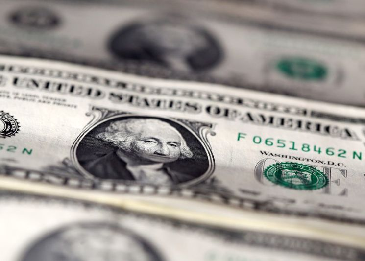 Against a basket of currencies, the US dollar was a fraction firmer and just above a two-year trough. ― Reuters pic