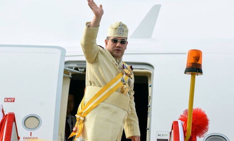The Sultan of Kelantan Sultan Muhammad V has decided to forgo his Royal Emoluments for six months. — Bernama file pic