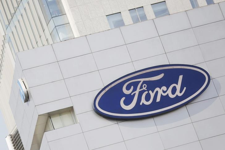 Ford Motor Co said a lack of chips could slash a fifth of its first-quarter production and General Motors Co cut output across North America. — Reuters pic