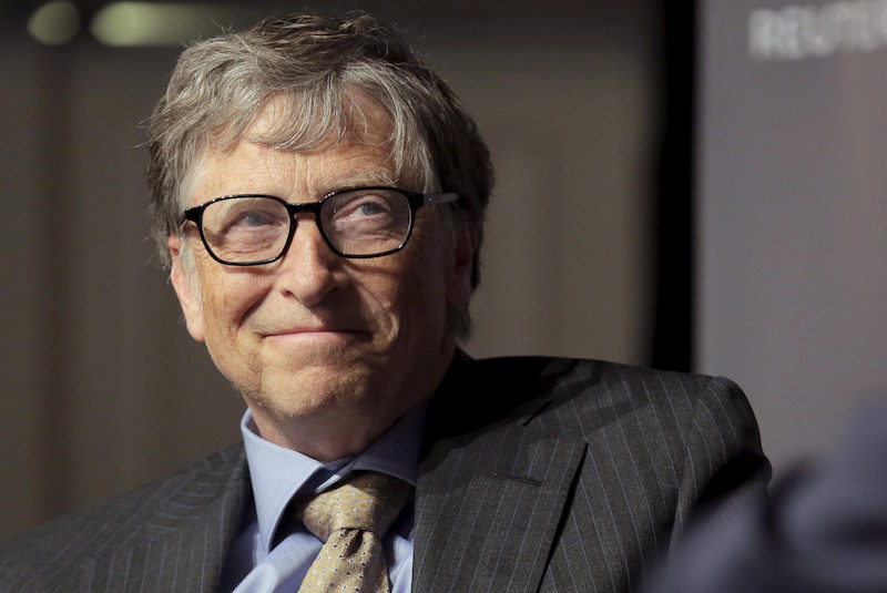 Gates is a voracious reader and often shares his book recommendations via YouTube or Facebook. — Reuters pic