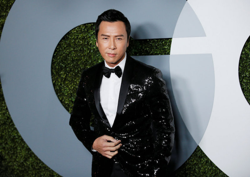 Martial arts star Donnie Yen joins 'John Wick: Chapter 4' crew to play Wick's friend. — Reuters pic