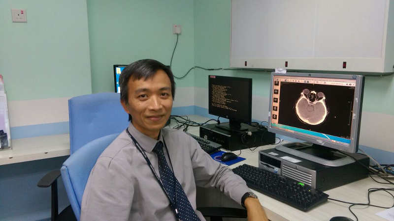 Dr Ho Gwo Fuang says many new cancer drugs are not provided in public hospitals because of 'cost effectiveness' concerns. — Picture courtesy of Dr Ho Gwo Fuang