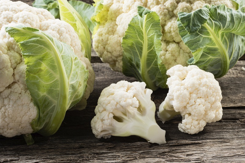 Cauliflower is touted as the new kale for 2017. — AFP pix