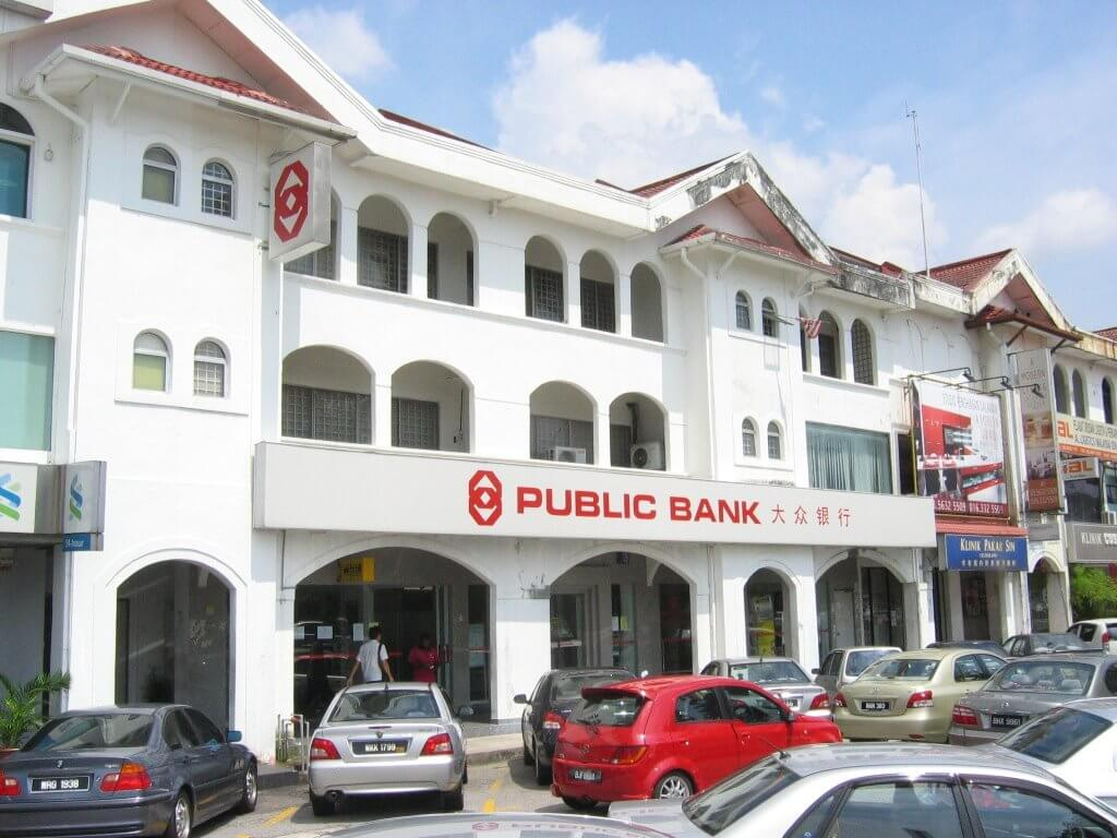 Of the six Malaysian companies, Public Bank appeared highest on the list with US$5.053 billion in sales, earning a net income of US$1.386 billion and a market value of US$19.7 billion.