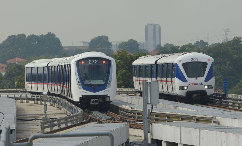 Prasarana denies 'overcrowding' on monorail train during MCO