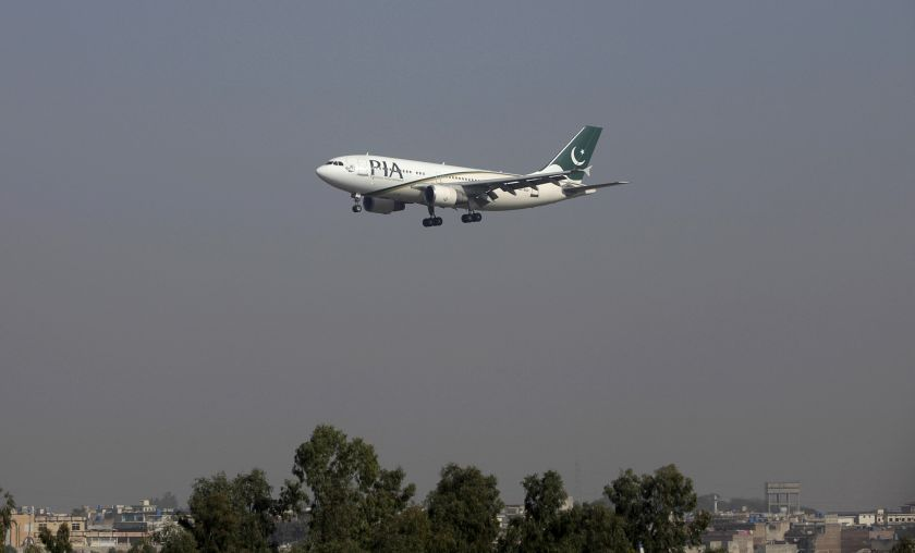 Foreign media reported that a PIA plane has been held back by Malaysian authorities over a British court case, and support from Pakistan's government was sought to raise the matter diplomatically. — Reuters pic