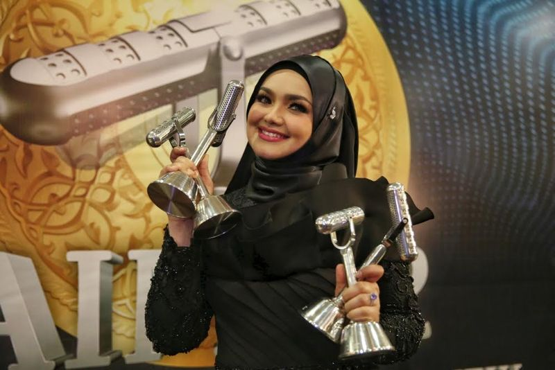 Siti Nurhaliza has proved one of Malaysia's most enduring pop stars. ― Photo by Saw Siow Feng