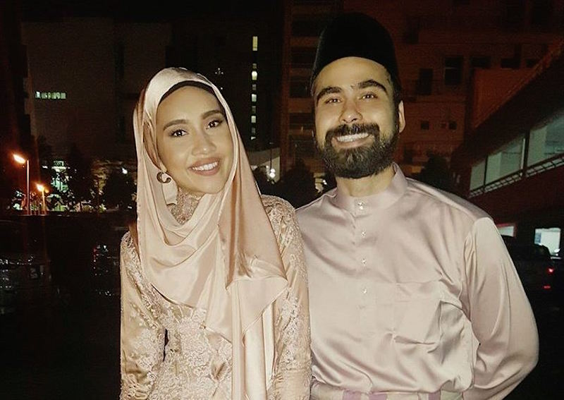 Rumours of the couple have started since September 2015. — Picture via Instagram.com/YunaMusic