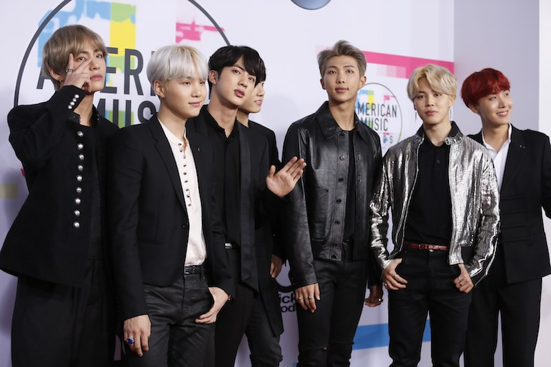 An English-language tabloid run by Chinese state media cautioned the boyband against angering their mainland Chinese fanbase. — Reuters pic