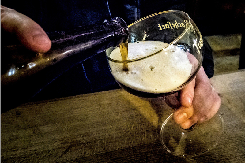 The age of Belgian beer may be over, as competition increases from US microbreweries. — Picture courtesy of Jo Turner/Zester Daily via Reuters