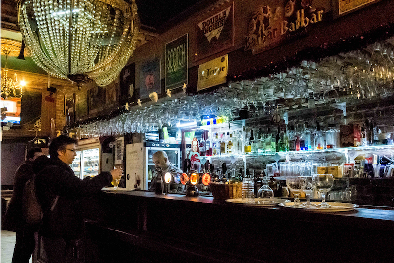 The Labour Bar in Brussels. Belgium has been brewing since medieval times. — Picture courtesy of Jo Turner/Zester Daily via Reuters