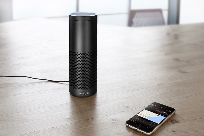Ring devices can integrate with Amazon's voice-controlled assistant Alexa. — Picture courtesy of BMW Group AG