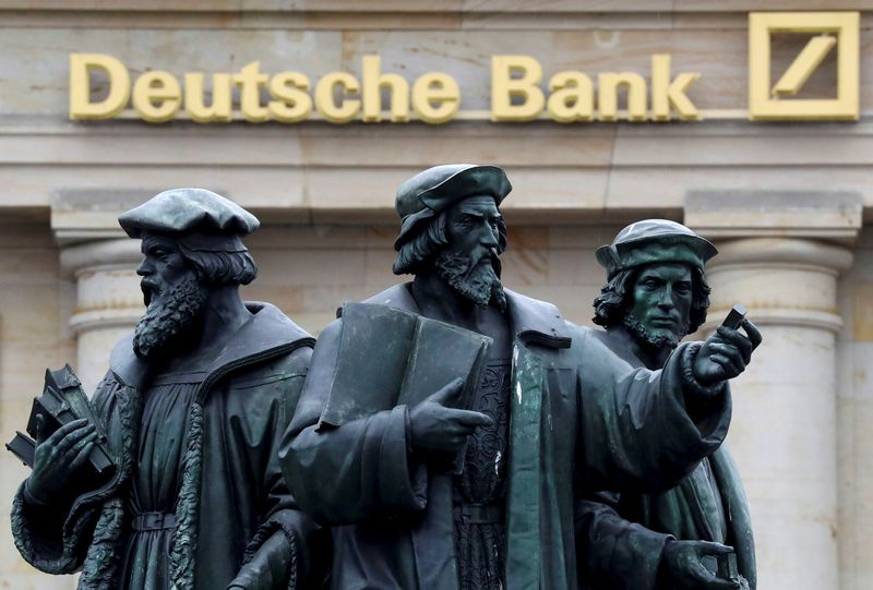 Deutsche Bank has about US$340 million in loans outstanding to the Trump Organisation, the president's umbrella group that is currently overseen by his two sons, according to filings made by Trump to the US Office of Government Ethics in July and a senior source within the bank. — Reuters pic