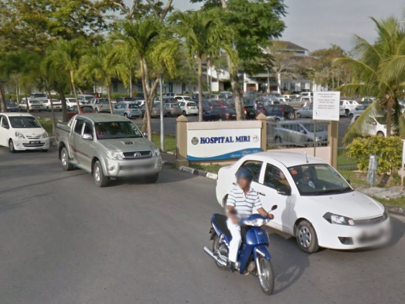 Miri Hospital will resume all specialist services tomorrow (Feb 1) after a two-week closure. — Google screenshot