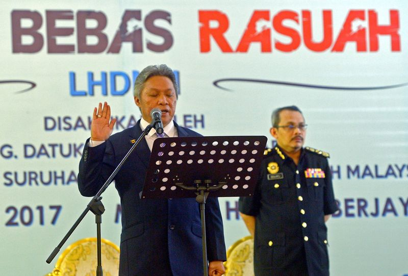 Sabin said tax collections are calculated based on the deceased's income — including the day prior — before his death. — Bernama pic