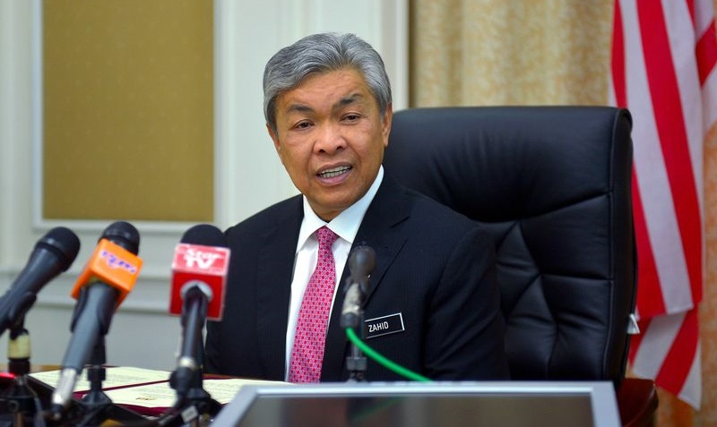 Deputy Prime Minister Datuk Seri Ahmad Zahid Hamidi told the conference that Malaysia had played a significant role in helping the Rohingya and it was done, not because Malaysia was rich but out of compassion towards other human beings. — File pic