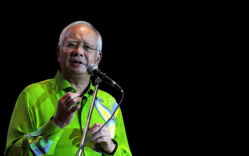 Prime Minister Datuk Seri Najib Razak expressed gratitude for the safe return of the Nautical Aliya vessel and all the volunteers of the Food Flotilla for Myanmar mission. — Bernama pic