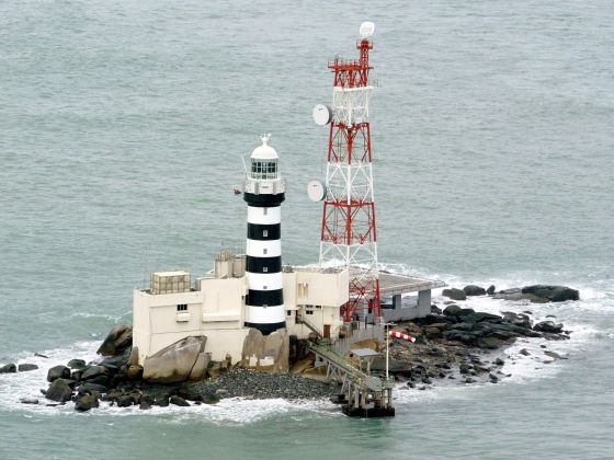 Pulau Batu Puteh, or Pedra Branca as it is now known, was a disputed island claimed by Malaysia and Singapore since 1979, when Malaysia published a map indicating the island to be within the country's territory. — Reuters pic