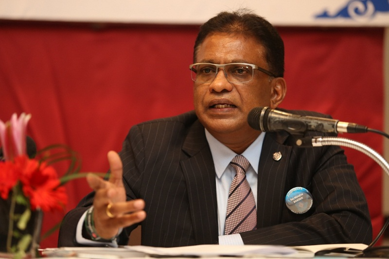 Malaysian Bar President George Varughese said the planned lawsuit is unprecedented, but necessary. — Picture by Saw Siow Feng