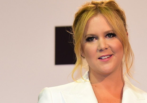 Amy Schumer is headed to The Food Network in a new series in which her chef husband Chris Fischer. — AFP pic