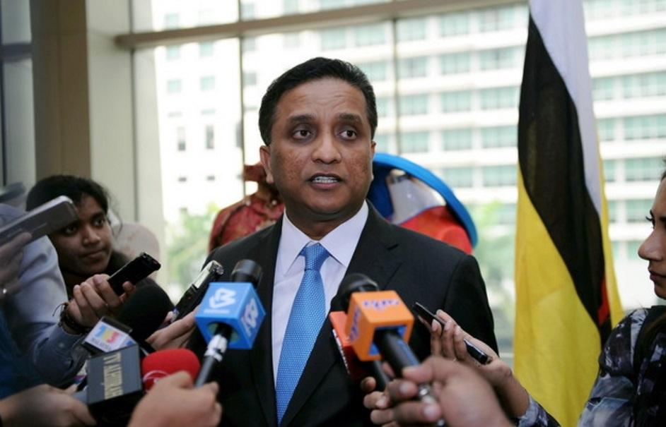 Deputy Foreign Minister Datuk Seri Reezal Merican Naina Merican said the travel ban to North Korea applies to the national team. — Bernama pic