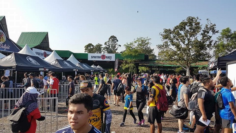There was a carnival-like atmosphere in Semenyih last Sunday when the Reebok Spartan Race held its sixth event in the country there. —  Pictures courtesy of Spartan Race Malaysia