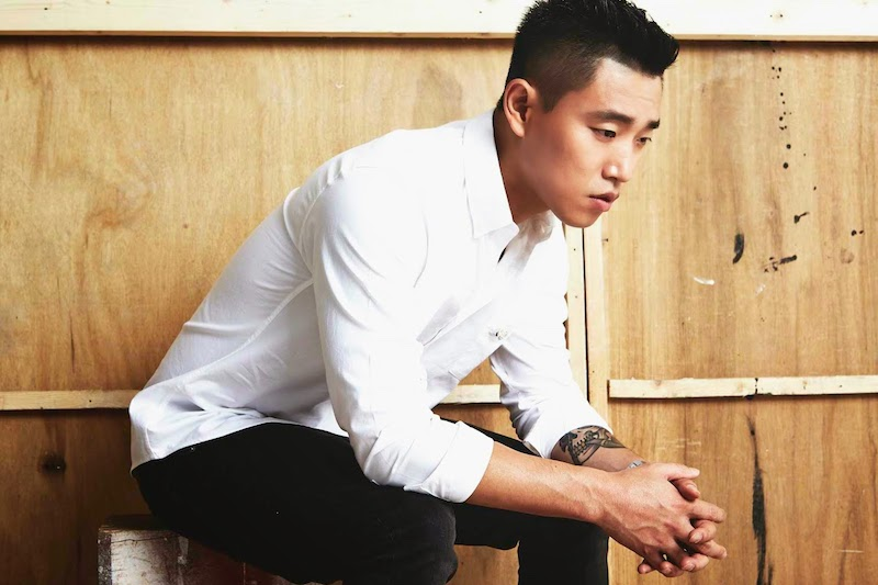 Kang Gary will hold his first solo concert in Malaysia on May 21, 2017 at KL Live. — Handout via TheHive.Asia