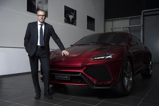 Stefano Domenicali, 55, is currently chairman and chief executive of Italian sportscar maker Lamborghini and also serves as head of the governing FIA's single-seater commission. — Automobili Lamborghini pic
