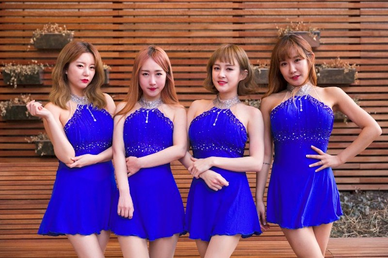 All four members of obscure K-pop outfit SixBomb went through extensive plastic surgery, from nose jobs to breast implants, before releasing their new single on March 16. — AFP pic