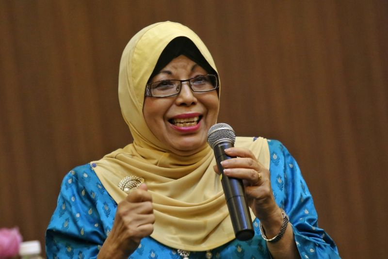 MAA President Datuk Aishah Ahmad said there should be a level playing field for local and foreign carmakers. ― Picture by Saw Siow Feng