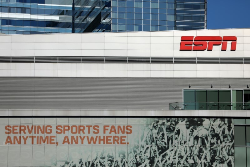 Espn To Cut Jobs As Pandemic Hits Sports Broadcaster Money Malay Mail