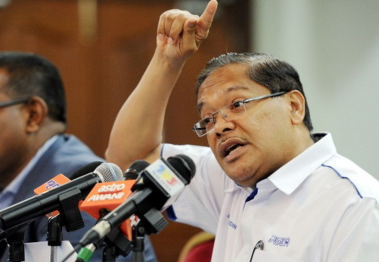 Datuk Shabudin Yahaya said a total of 945 youths were declared bankrupt between January and July this year. — Bernama pic