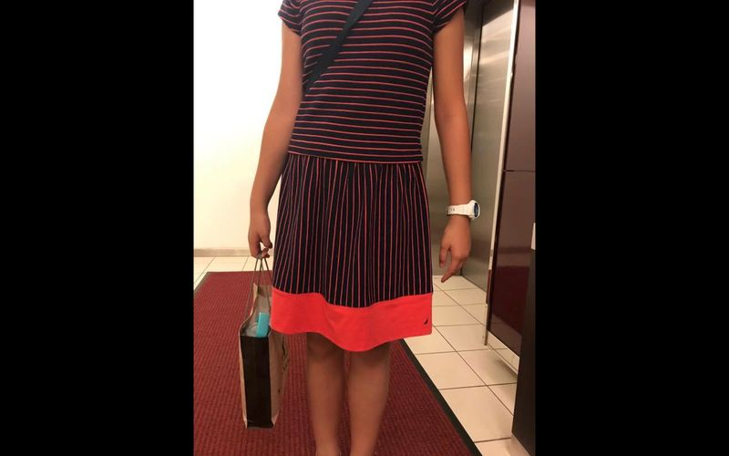 The dress of a 12-year-old girl was allegedly deemed to be 'seductive' that resulted in her withdrawal from a chess tournament. — Picture courtesy of Facebook/Kaushal Kal