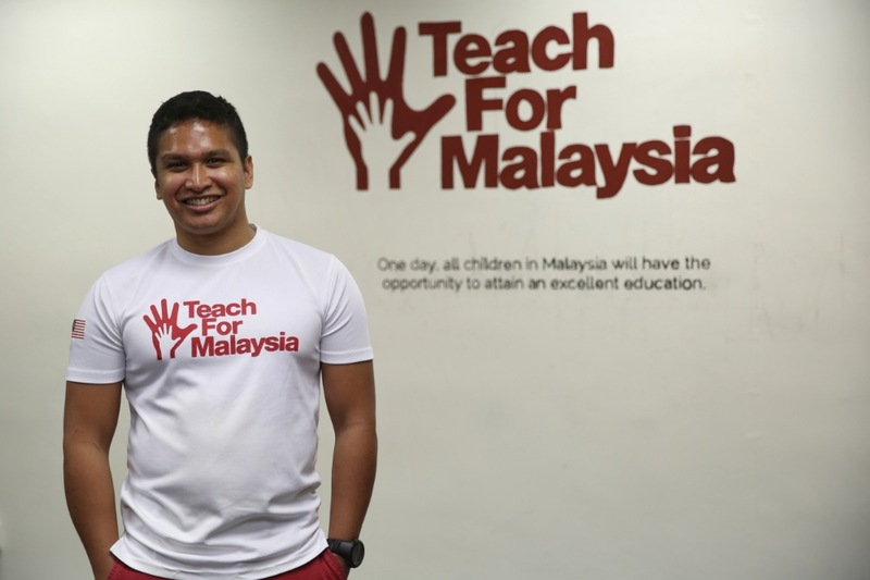 Transformasi Nasional 2050 ambassador and Teach for Malaysia co-founder Dzameer Dzulkifli. —  Pictures by Saw Siow Feng