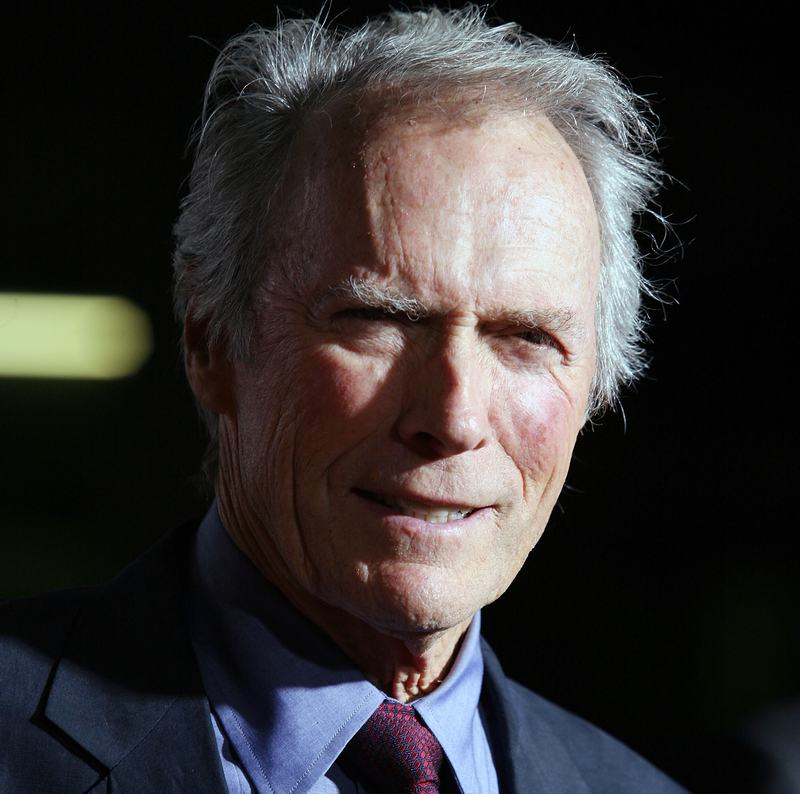 Director Clint Eastwood. — AFP pic