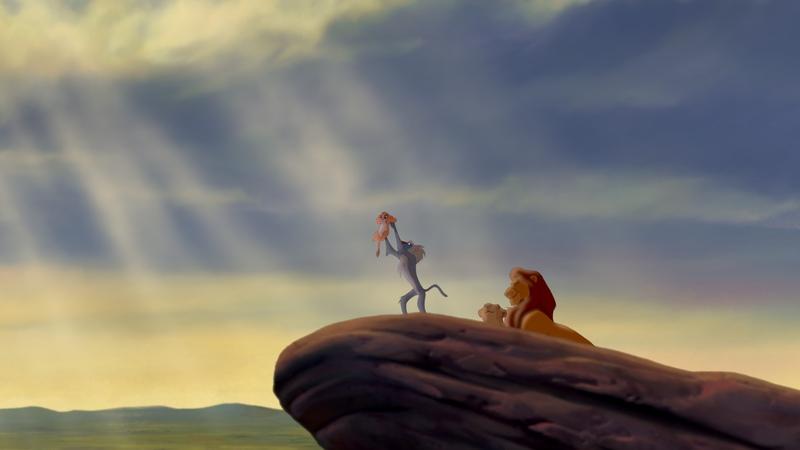 A still from the original animated Disney film 'The Lion King.' — Disney Enterprises, Inc/AFP pic