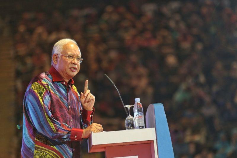 Prime Minister Datuk Seri Najib Razak would unveil the Bumiputera Economic Transformation Roadmap (BETR) 2.0 on April 19, 2017. ― File picture by Saw Siow Feng