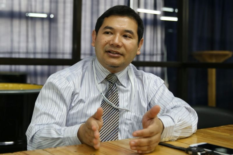 Pandan MP Rafizi Ramli is gathering the support of lawmakers to push for legislation against workplace discrimination. — File picture by Saw Siow Feng