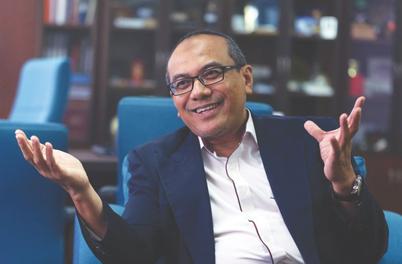 Prof Nordin Yahya said UTM is optimistic about climbing up global rankings despite a major hurdle in research funding.