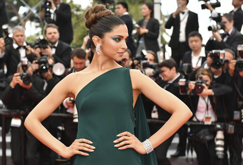 Indian actress Deepika Padukone will be questioned by the police tomorrow. — AFP pic
