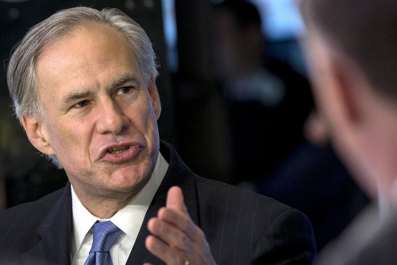 Republican Texas Governor Greg Abbott on Monday barred all Covid-19 vaccine mandates in the state by any entity, including private employers. — Reuters pic