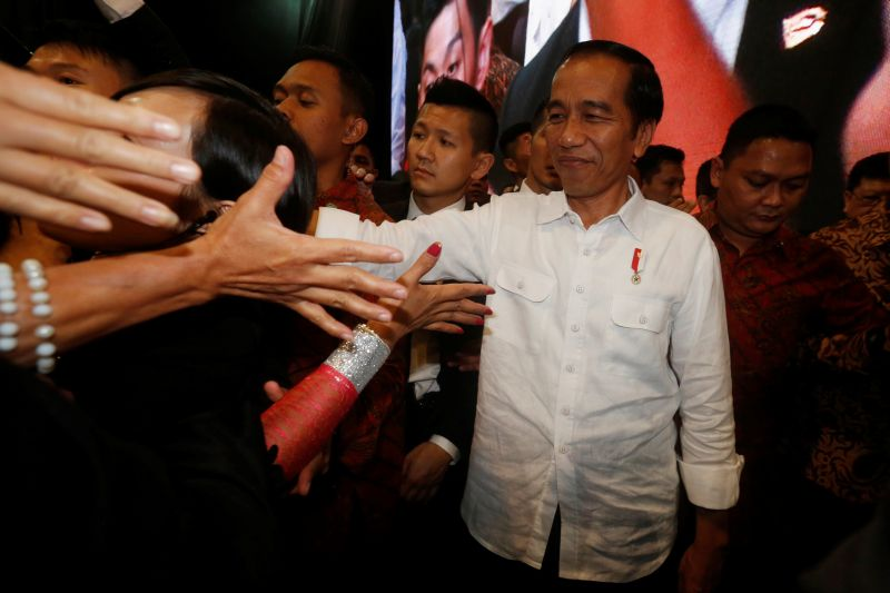 Widodo eased the so-called negative investment list last year in what he called a 'Big Bang' liberalisation of the economy. ― Reuters pic