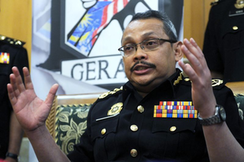 MACC Chief Commissioner Tan Sri Dzulkifli Ahmad said the initiative was introduced following the launch of the Anti-Corruption Revolution Movement (Gerah) on Aug 1 last year involving those aged 18 years and above. — Bernama pic