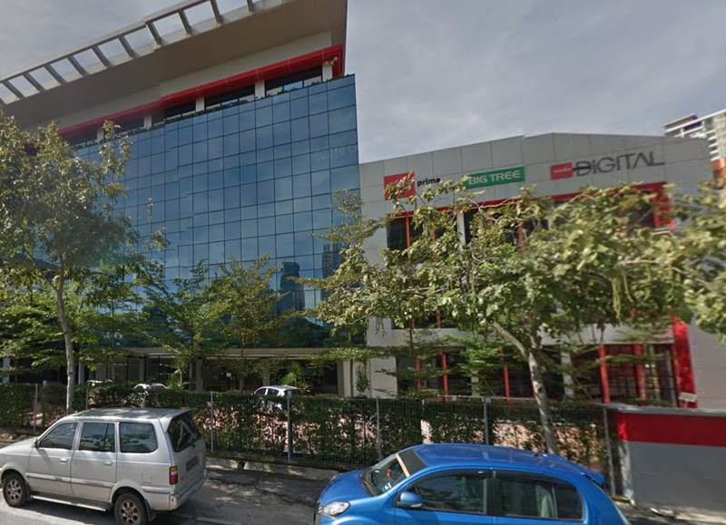 Media Prima posted a net loss of RM8.83 million in Q2 2019. — Picture courtesy of Google Maps