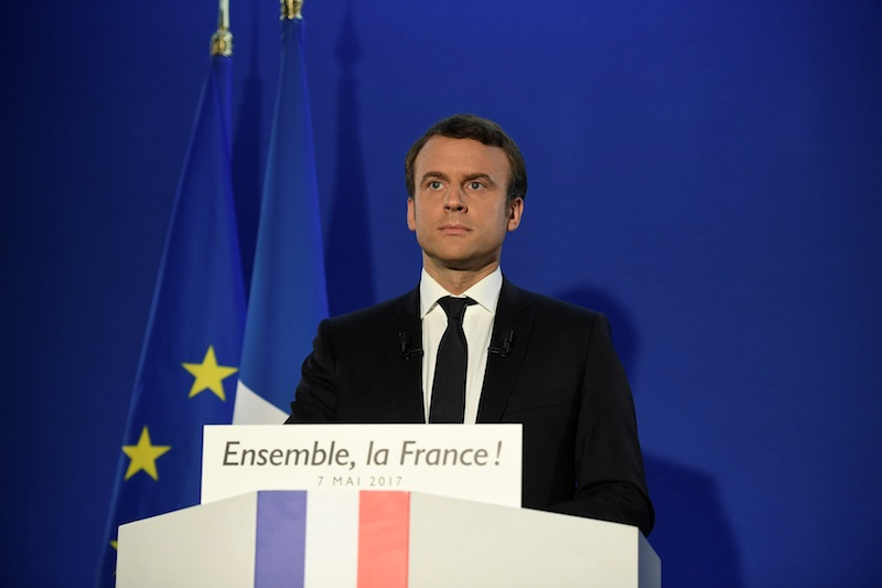 French President Emmanuel Macron France has adopted a similarly sceptical approach—with President Emmanuel Macron declared that 'patents are not the priority'. — Reuters pic